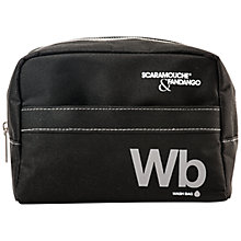 Buy Scaramouche and Fandango Grey Washbag Online at johnlewis.com