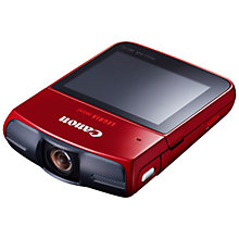 "Buy Canon LEGRIA Mini HD 1080p Camcorder, 12.8MP, Wi-Fi, 2.7"" Touch Screen Online at johnlewis.com"