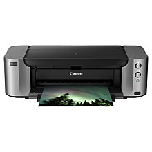 Buy Canon Pixma Pro-100 Wireless A3+ Printer Online at johnlewis.com