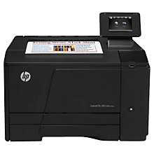 Buy HP LaserJet Pro 200 M251nw Wireless Colour Laser Printer Online at johnlewis.com