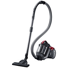 Buy Samsung F500 Eco Cylinder Vacuum Cleaner, Red Online at johnlewis.com