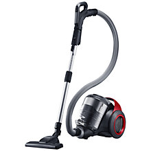 Buy Samsung VC08F70HDUR Motion Sync Sensor Cylinder Vacuum Cleaner, Vitality Red Online at johnlewis.com