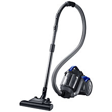 Buy Samsung VC15F50HUTB CycloneForce Pet Cylinder Vacuum Cleaner, Blue Online at johnlewis.com
