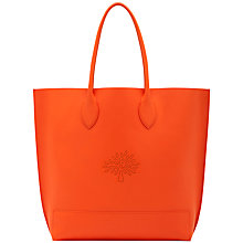 Buy Mulberry Blossom Leather Tote Bag Online at johnlewis.com