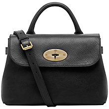 Buy Mulberry Dorothy Leather Satchel Bag Online at johnlewis.com