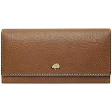 Buy MulberryTree Continental Leather Wallet Online at johnlewis.com