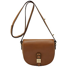 Buy Mulberry Tessie Small Leather Satchel Bag Online at johnlewis.com
