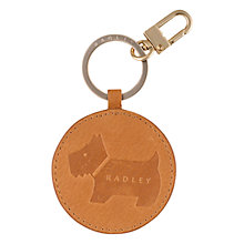 Buy Radley Arlington Road Leather Keyring Online at johnlewis.com