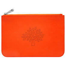 Buy Mulberry Small Blossom Leather Pouch Online at johnlewis.com