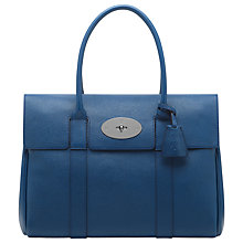 Buy Mulberry Bayswater Small Leather Grab Bag Online at johnlewis.com