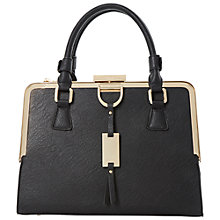 Buy Dune Diana Metal Frame Tote Bag Online at johnlewis.com
