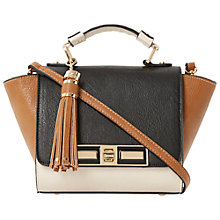 Buy Dune Dinidamzine Small Foldover Winged Bag Online at johnlewis.com