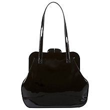 Buy Lulu Guinness Pollyanna Large Patent Shoulder Bag Online at johnlewis.com