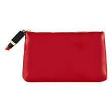 Buy Lulu Guinness T-Seam Patent Pouch Purse Online at johnlewis.com