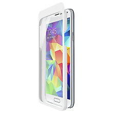 Buy Belkin ExactAlign Transparent Screen Protector for Samsung Galaxy S5 Online at johnlewis.com