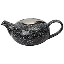 Buy London Pottery Pebble Filter 4 Cup Granite Online at johnlewis.com