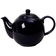 Buy London Pottery Cobalt Teapot, 1.5L Online at johnlewis.com