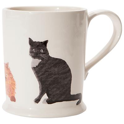 Fenella Smith Cat Mug, Large
