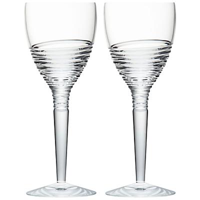 Waterford Jasper Conran Strata Crystal Goblets, Set of 2