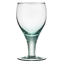 Buy John Lewis Recycled Wine Glass, 340ml Online at johnlewis.com