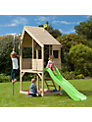 TP321S Playhouse & Slide Set