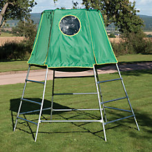 Buy TP843 Explorer2 Climbing Frame and Den Set Online at johnlewis.com