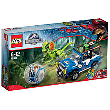 Buy LEGO Jurassic World Dilophosaurus Ambush Online at johnlewis.com