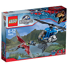 Buy LEGO Jurassic World Pteranodon Capture Online at johnlewis.com