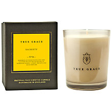 Buy True Grace Sacristy Classic Candle Online at johnlewis.com