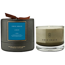 Buy True Grace Library Scented Bowl Candle Online at johnlewis.com