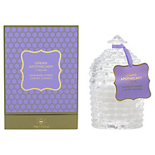 Buy Urban Apothecary Lavender Honey Scented Candle Online at johnlewis.com