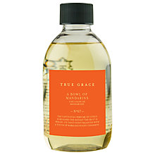 Buy True Grace A Bowl of Mandarins Diffuser Refill, 250ml Online at johnlewis.com