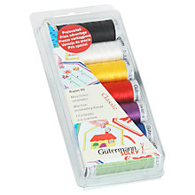 Buy Gutermann 200m Rayon 40 Thread, Pack of 7 Online at johnlewis.com