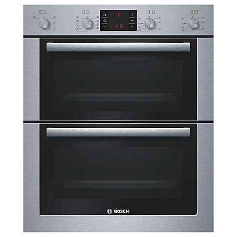 Buy Bosch Hbn53r550b Double Built Under Electric Oven