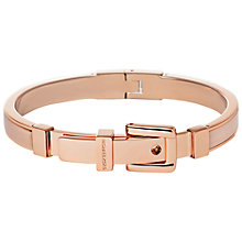 Buy Michael Kors Blush Bracelet, Rose Gold Online at johnlewis.com