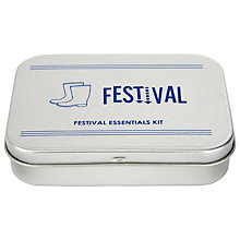 Buy John Lewis Festival Essentials Kit Online at johnlewis.com