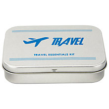 Buy John Lewis Travel Essentials Kit Online at johnlewis.com