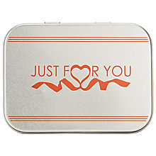 Buy John Lewis Valentine's Kit, Silver Online at johnlewis.com