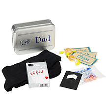 Buy John Lewis Father's Day Gift Tin Online at johnlewis.com