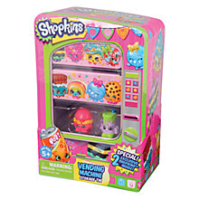 Buy Shopkins Vending Machine Storage Tin Online at johnlewis.com