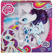 Buy My Little Pony Glamour Glow Pony Online at johnlewis.com