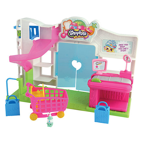 Buy shopkins small mart playset online at johnlewis com