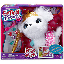 Buy FurReal Friends Pet With Style, Assorted Online at johnlewis.com