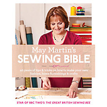 Buy May Martin's Sewing Bible Online at johnlewis.com