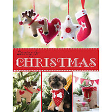 Buy Sewing For Christmas Online at johnlewis.com