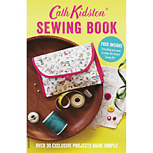 Buy Cath Kidston Sewing Book Online at johnlewis.com