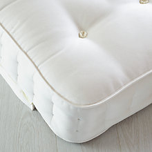 Buy Vispring Special Wembury Mattress, Double Online at johnlewis.com