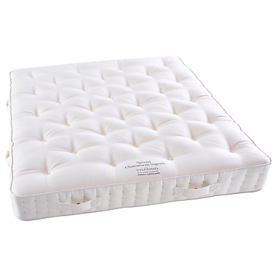 Vi-Spring Special Chatsworth Mattress, Super Kingsize