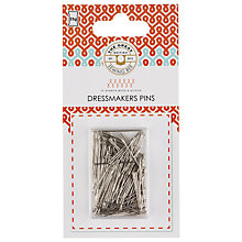 Buy The Great British Sewing Bee Dressmaker Pins, 25g Online at johnlewis.com