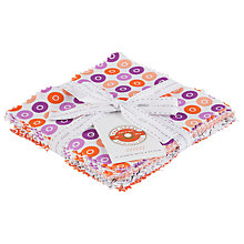 Buy The Great British Sewing Bee Fabric Charm Pack, Multi Online at johnlewis.com